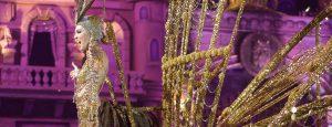 Desfile de los aspirantes al trono del Carnaval de Las Palmas 2020